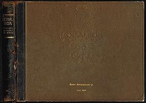 KORALBOK FOR DEN NORSKE KIRKE: O. M. Sandvik
