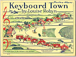 Keyboard Town: Louise Robyn