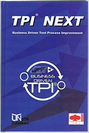 TPI Next - Business Driven Test Process Improvement