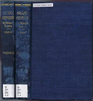 ORGANIC CHEMISTRY: An Advanced Treatise. Volumes III and IV (3 and 4)