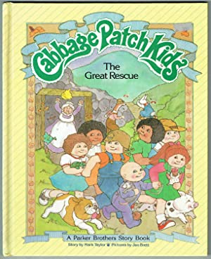The Great Rescue (Cabbage Patch Kids): Mark Taylor