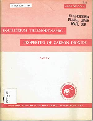 EQUILIBRIUM THERMODYNAMIC PROPERTIES OF CARBON DIOXIDE (NASA)