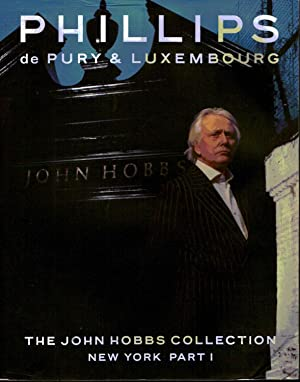 THE JOHN HOBBS COLLECTION, PART I (NEW: Phillips de Pury