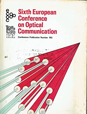European Conference on Optical Communication: 6th (IEEE Conference publication)