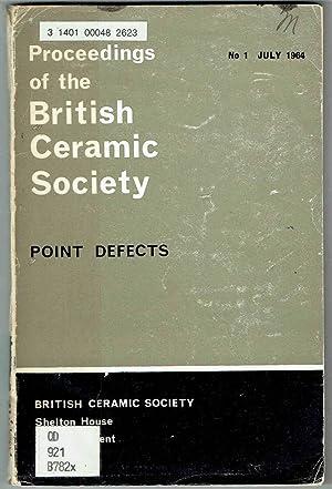 Proceedings of the British Ceramic Society, No.: Thomas Storer
