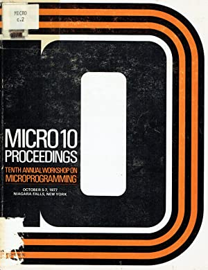 Micro 10 Proceedings: Tenth Annual Workshop on Microprogramming