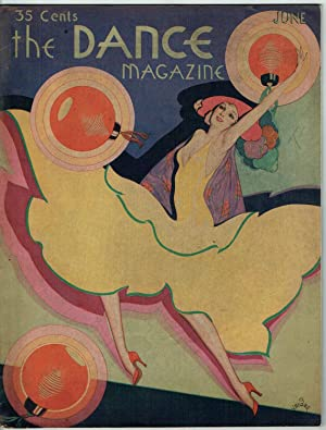THE DANCE MAGAZINE: Vol. 16, No. 2; June, 1931