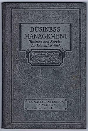 ADVERTISING and MARKETING, BUSINESS MANAGEMENT Executive Manuals 25 and 26: PROMOTING LOW-COST MA...