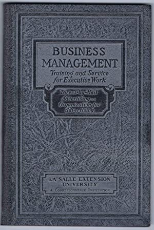 ADVERTISING and MARKETING, BUSINESS MANAGEMENT Executive Manuals 31 and 32: DIRECT-by-MAIL ADVERT...