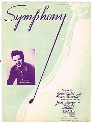 SYMPHONY: Alstone (music); Bernstein,