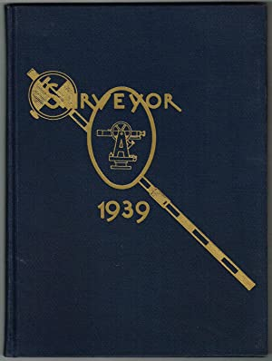 SURVEYOR 1939, Washington High School, Rochester, NY (2 Senior classes, January & June)