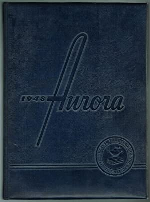 AURORA 1948, Heidelberg College, Tiffin, OH (Class of 1947)