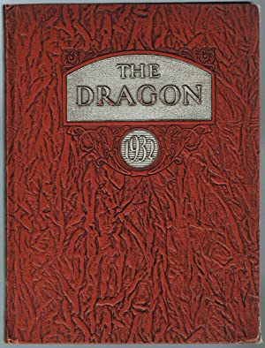 The Dragon 1932, Fairmont High School, Dayton, Ohio (Yearbook/Annual)