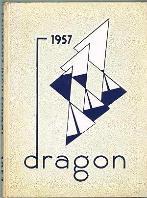 The Dragon 1957, Fairmont High School, Dayton, Ohio (Yearbook/Annual): Lewis, Wynema (Ed); ...