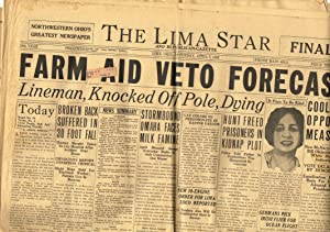 THE LIMA Star and Republican-Gazette: Lima, Ohio,: THE LIMA Star