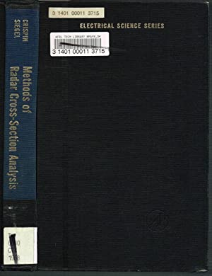 METHODS OF RADAR CROSS-SECTION ANALYSIS - A: Crispin Jr., J.