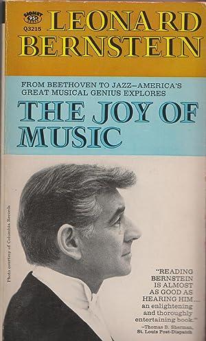 The Joy of Music: Bernstein, Leonard