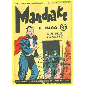 ALBO TRAGUARDO 002 MANDRAKE