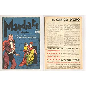 ALBO TRAGUARDO 006 MANDRAKE