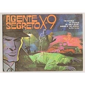 AGENTE SEGRETO X-9 01-23