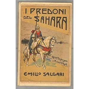 I PREDONI DEL SAHARA: EMILIO SALGARI