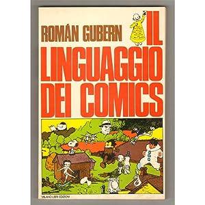 IL LINGUAGGIO DEI COMICS: ROMAN GUBERN