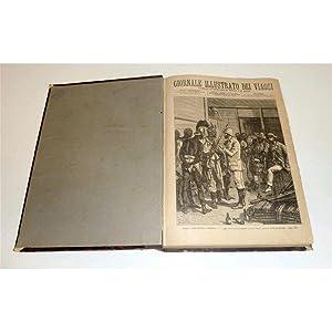GIORNALE ILLUSTRATO DEI VIAGGI E DELLE AVVENTURE DI TERRA E DI MARE 1889 540-591