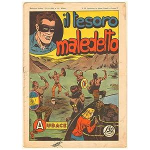FURIO MASCHERATO 088 IL TESORO MALEDETTO