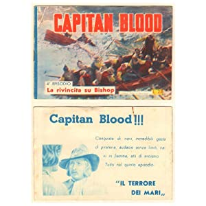 GRANDI FILMS D'AVVENTURE 004 CAPITAN BLOOD - LA RIVINCITA SU BISHOP