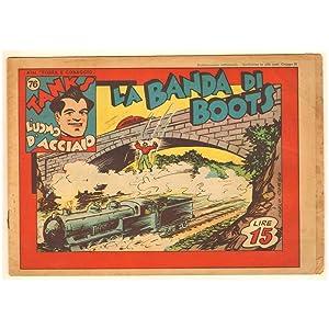 TANKS L'UOMO D'ACCIAIO PRIMA SERIE 076 LA BANDA DI BOOTS