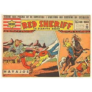 ALBI OMEGA 005 RED SHERIFF - NAVAJOS