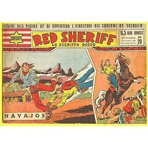 ALBI OMEGA 005 RED SHERIFF
