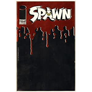 SPAWN NUOVA SERIE 001 LIMITED EDITION