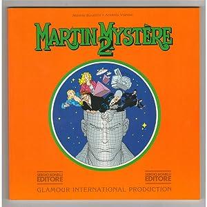 MARTIN MYSTERE 2 + IL BUON VECCHIO