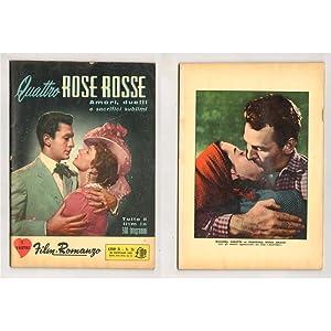 I VOSTRI FILM-ROMANZO 1955 025 QUATTRO ROSE