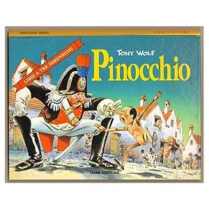 PINOCCHIO - LIBRI A TRE DIMENSIONI: CARLO COLLODI