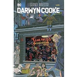 I GRANDI MAESTRI: DARWYN COOKE