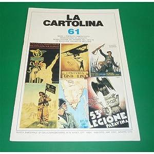 LA CARTOLINA n. 61 - 1993 MVSN