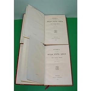 STORIA DELLO SCISMA GRECO Don Tosti 1856 2 volumi