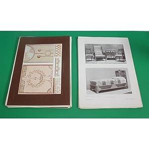 PER L'ARTE rivista bimestrale arti decorative 1912-13