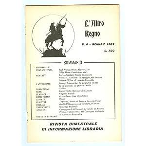 L'ALTRO REGNO 1982 n. 8