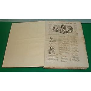 PASQUINO Rivista umoristica della settimana anno 1874