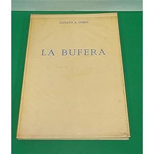 Gustavo A. Comba LA BUFERA 1959 copia n. 493: Gustavo A. Comba