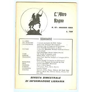 L'ALTRO REGNO 1982 n. 10