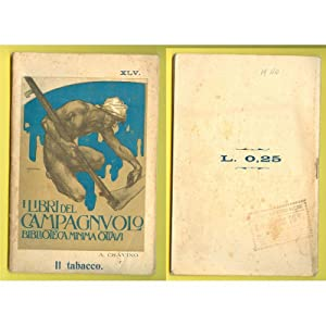 A. Cravino IL TABACCO Casale 1911: A. Cravino