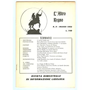 L'ALTRO REGNO 1982 n. 9