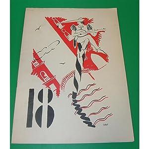 DICIOTTO Pubblicazione dei cafoscarini - febb. 1937
