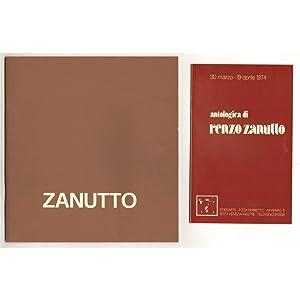 Satiri e Ninfe un ciclo pittorico di RENZO ZANUTTO: PAOLO RIZZI