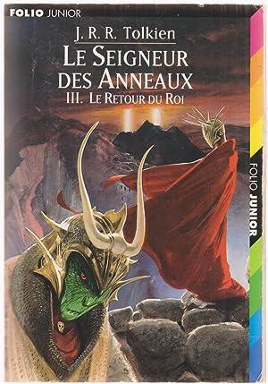 Le Seigneur des Anneaux III Le Retour: TOLKIEN, J.R.R.