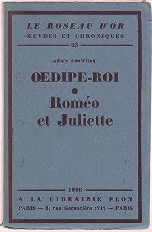 Oedipe -Roi, Roméo et Juliette: COCTEAU, Jean